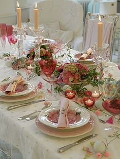 easter ~ table