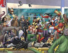 Harley_Quinn_Invades_Comic_Con_International_San_Diego_Vol_2-1_Cover-1_Teaser (by Amanda Conner)