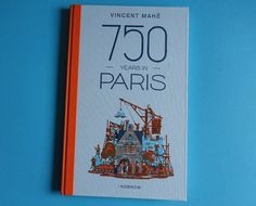 750 Jahre Pariser Stadtgeschichte - erzählt durch Illustrationen des immer gleichen Hauses. #Paris #Illustration #buchtipp