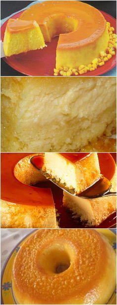 RECEITA DA MINHA VÓ…PUDIM DE MILHO VERDE ❤️ VEJA AQUI>>>Escorra o milho verde em uma peneira Depois bata no liquidificador com o leite líquido, passe numa peneira fina para retira só o creme do milho #receita#bolo#torta#doce#sobremesa#aniversario#pudim#mousse#pave#Cheesecake#chocolate#confeitaria
