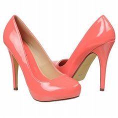 Michael Antonio Love Me Shoes (Coral) - Women's Shoes - M Coral Shoes, Wedding Heels, Walk This Way, Sexy High Heels, Shoe Closet, Classy And Fabulous, Me Too Shoes, Women's Shoes, Fashion Accessories