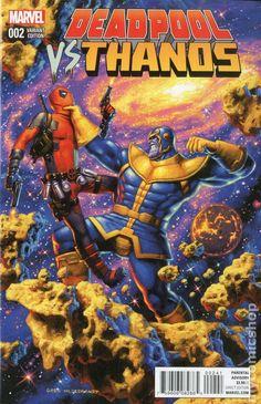 Thanos Rising #5 Marvel NM Comics Book