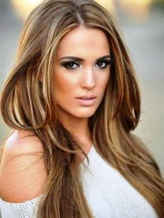 Hair Color Trends 2014 : Photo Gallery ~ Natural Hair Styles @Bridget Seidel Williams