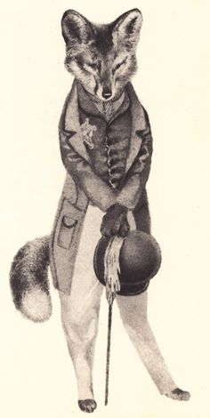 Mr. Fox.....I love him