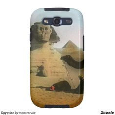 Egyptian Samsung Galaxy SIII Case #Egypt #Egyptian #Africa #Pyramid #Desert #Camel #Mobile #Phone #Case #Cover #Samsung