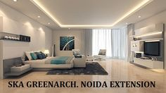 The joint ventures residential project to noida extension locality always make an improvement to the society. Saviour and SKA builder are coming for their residential project in 5 acres of land.