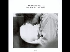 Keith Jarrett is quite unusual jazz musician. He is playing with equal easiness modern jazz, popular ballads, Handel Suites for Keyboard , P. Jazz Music, Good Music, My Music, Music Icon, Piano Jazz, Lps, Keith Jarrett, Musica Disco, Contemporary Jazz
