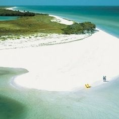 Voted one of the top beaches in the U.S., Caladesi Island is a pristine, undeveloped beach haven off the coast of Clearwater Beach.