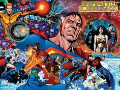Why DC's Infinite Crisis and Superboy Prime are Very Relevant Right Now