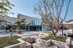 Gallery of SND Cultural & Sports Centre / Tianhua Architecture Planning & Engineering Ltd. - 18