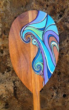 koa paddle | colleen wilcox