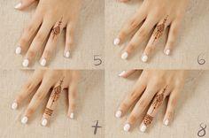 DIY: Gipsy Henna !