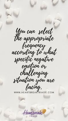 Healing Frequencies to Reset, Refresh, & Raise Your Vibrational Frequency for Love Getting Over Heartbreak, Feeling Hungry, Stubborn Fat, Heartbroken Quotes, How To Manifest, Negative Emotions, Be Kind To Yourself, Get Over It, Law Of Attraction