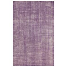 Lex Purple Hand Knotted Wool Rug NULSPRE24E