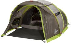 This tent pops up in roughly 2 seconds. This feels more like emergency shelter honestly but would be great to have in an emergency.  sc 1 st  Pinterest & QUECHUA SECONDS FAMILY 4.1 4.2 4.2 XL TENT PUTTING AWAY VIDEO ...