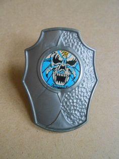 vtg 80s sunco sewco motu ko galaxy fighters sahak snake shield part accessory  from $9.99