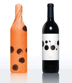 Packaging: Nine Suns #wine #packaging