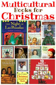 Multicultural Kids Books for Christmas