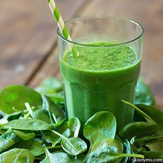 6 Creative Ways to Add More Veggies to Your Diet. #veggies #smoothies