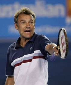 Happy Birthday: Mats Wilander August 22, 1964 - Mats Wilander is a winner of seven Grand Slam men's singles titles, Sweden's Mats Wilander won 33 career tournaments while playing on the WTA Tour from 1984 to 1999. Wilander held the world No. 1 ranking in 1988 when he won three of the four Grand Slam men's singles titles. keepinitrealsports.tumblr.com pinterest.com/mysterkeepinit keepinitrealsports.wordpress.com