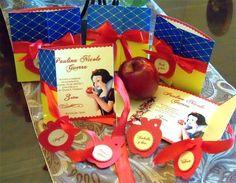 Snow White party supplies