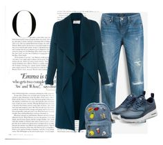"""""""Untitled #283"""" by elinaek on Polyvore featuring White House Black Market, L.K.Bennett, NIKE and Vanity Fair"""