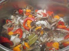 Hellena ...din bucataria mea...: Salata de ghebe - pentru iarna Beef, Vegetables, Food, Salads, Meat, Meal, Eten, Vegetable Recipes, Meals