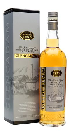 GLENCADAM ORIGIN 1825 Sherry Cask Finish, Highlands