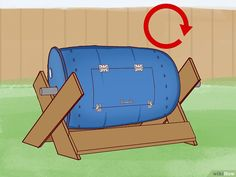 Image titled Build a Tumbling Composter Step 17