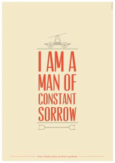 Man Of Constant Sorrow Song
