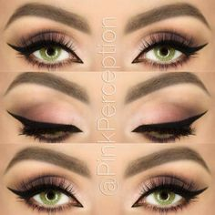 Knowing eyeliner styles that flatter your face features is pretty essential for . - - Knowing eyeliner styles that flatter your face features is pretty essential for every lady. EyeLiner Tips Styles Tutorial 2019 EyeLiner ideas Tips and. Gorgeous Makeup, Pretty Makeup, Love Makeup, Makeup Tips, Makeup Ideas, Makeup Tutorials, Makeup Goals, Basic Makeup, Black Makeup