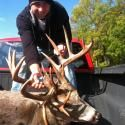 Trail Cam Photos of 21-Point Ohio Buck Lure Father and Son Back To The Deer Woods | Field & Stream