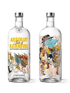 Absolut Vodka siempre ha sido una marca vanguardista cercana al arte y diseño que ha buscado diferenciarse y ofrecer toda una experiencia al consumidor ya sea a través de su publicidad, eventos o e…