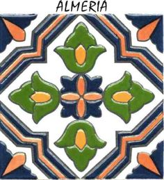 Azulejos Patio Español En Relieve - $ 9,00 Ceramic Painting, Ceramic Art, Vitromosaico Ideas, Painted Rocks, Hand Painted, Beautiful Flowers Wallpapers, Clay Tiles, Tile Art, Flower Wallpaper