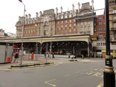 #London #Victoria #Railway #Station London Victoria, London Underground, Places Ive Been, Street View, Travel, Viajes, Traveling, Trips, Tourism