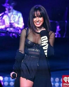 My favorite photos from the show of @iambeckyg yesterday. @iheartradio