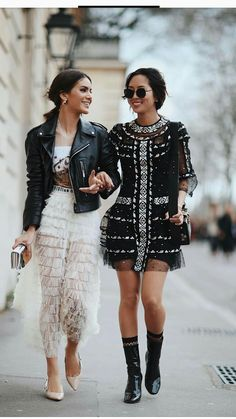Stunning 42 Trends Spring Women Style with Sunglasses . Party Fashion, Fashion Week, Look Fashion, Fashion Outfits, Womens Fashion, Fashion Trends, Fashion Beauty, Street Style Chic, Cool Street Fashion