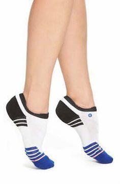 8.5-10 Stance Fusion Athletic WORK IT LOW Multicolor Socks Women/'s Sz L//XL