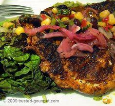 Marinated grilled chicken at Wahaca in London. #grilledchicken #mexicanfood #wishlist