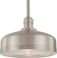 Hudson Valley Lighting 3820-SN Winslow 1-Light Pendant, Satin Nickel Finish with Clear Hyalophane Diffuser Hudson Valley Lighting http://www.amazon.com/dp/B005YMM1XS/ref=cm_sw_r_pi_dp_XNOLwb0TH25D6