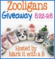 Zooligans Shoes Giveaway