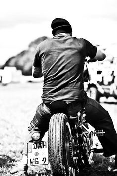 life on a motorcycle