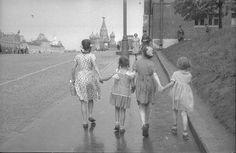 Красная площадь, 1950-е, г. Москва