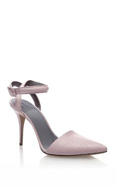 Gummy Lovisa Ankle Strap Pump by Alexander Wang for Preorder on Moda Operandi