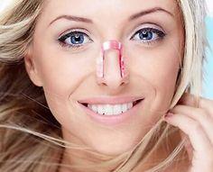 Correggi il tuo naso in poco tempo. Ecco come fare