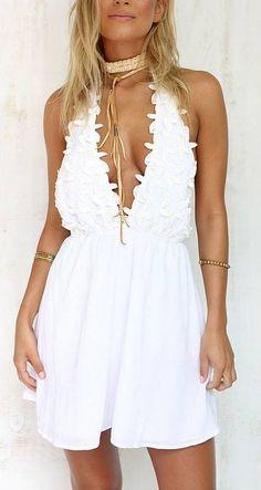 Vestido Frente Única Branco - Compre Online | DMS Boutique