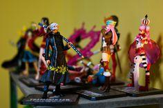 Trafalgar Law and his Figurine friends | Flickr - Photo Sharing!