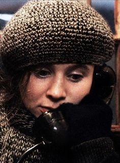 Emily Watson in Breaking the Waves (Lars Von Trier) English Actresses, British Actresses, Love Movie, I Movie, Hilary And Jackie, Angela's Ashes, Breaking The Waves, Emily Watson, Lars Von Trier