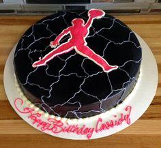 Basketball Birthday Cakes for Girls   basketball girl birthday cake