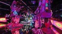 【Robot restaurant 】 http://www.robot-restaurant.com/top.html